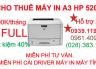 DỊCH VỤ CHO THUÊ MÁY IN A3 HP 5200